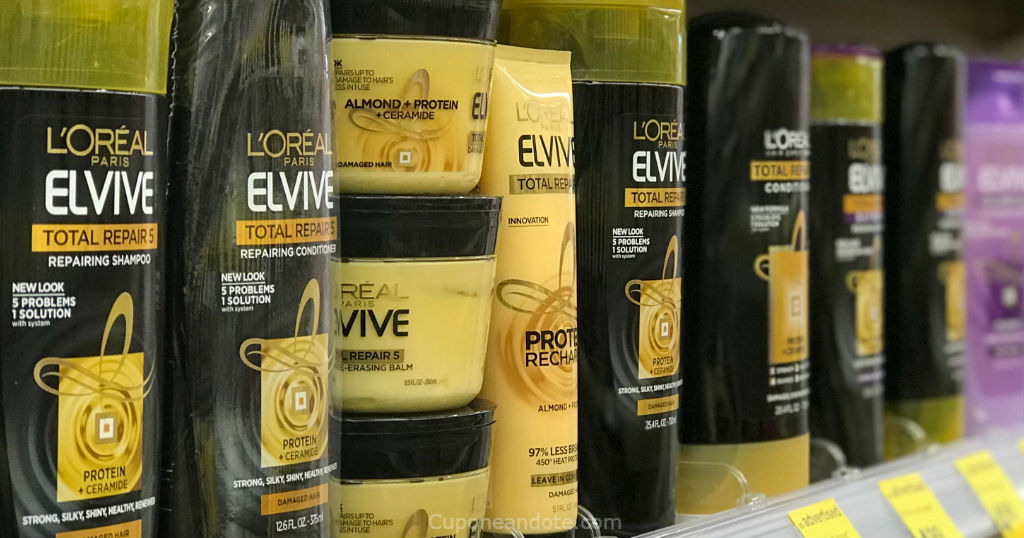 Productos L'Oreal Elvive