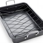 Tools of the Trade Nonstick Roaster & Rack solo $6.99 en Macy's