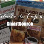 Adelanto de Cupones de SmartSource 10/14/18