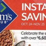 Catálogo de Ahorros de Sam's Club - Oct 24 - Nov 25