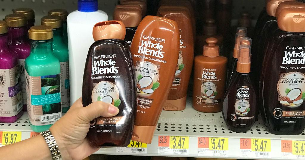 Garnier Whole Blends a solo $1.47 en Walmart