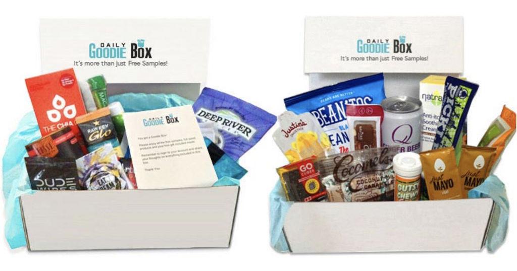 Daily Goodie Box GRATIS