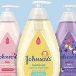 Muestra GRATIS de Johnson's Baby Wash & Shampoo