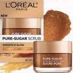 Solicita una Muestra Gratis de L'Oreal Pure-Sugar Grapeseed Scrub