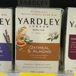 Jabón de barra Yardley