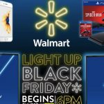 Shopper de Walmart Black Friday 2018
