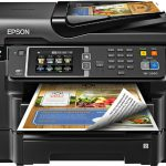 Impresora Epson WorkForce All-In-One