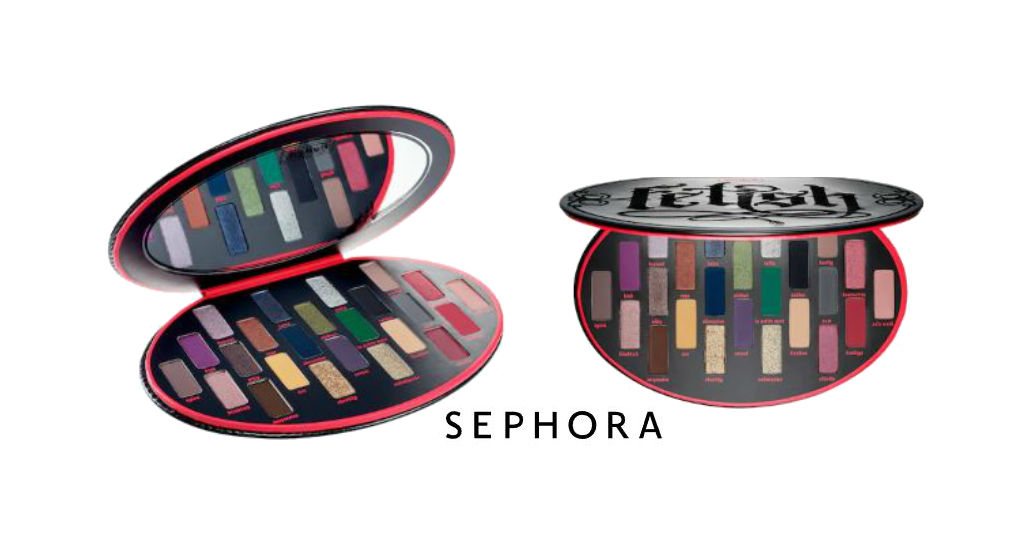 Kat Von D Fetish Paleta de Sombras a $31.50 (Reg. $63) en Sephora