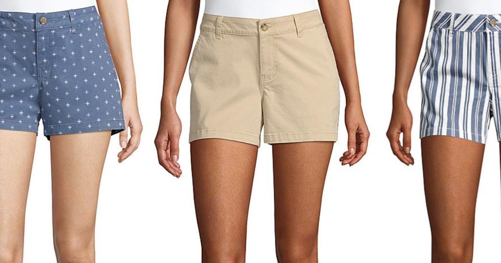 Pantalones Cortos de Mujer a.n.a