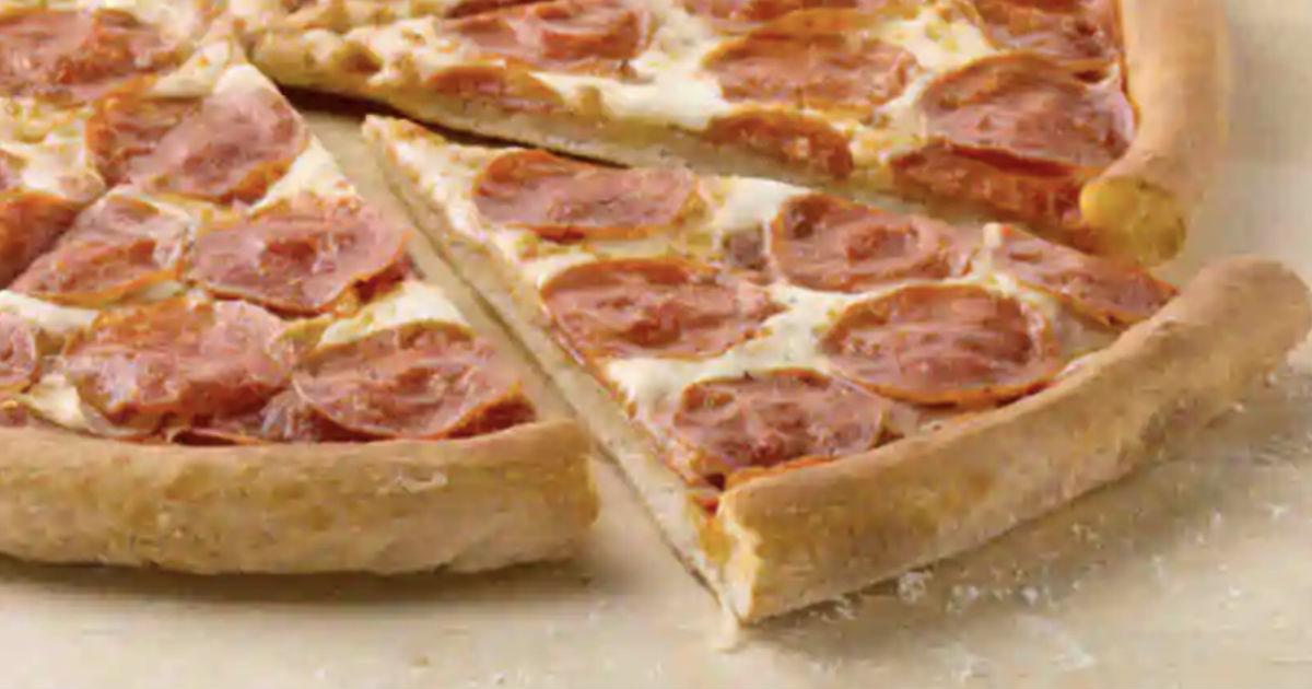 Pizza Grande de Papa John's GRATIS