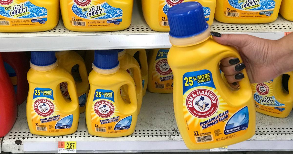 Detergente Arm & Hammer