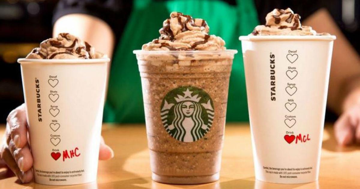Bebidas Espresso en Oferta BOGO en Starbucks