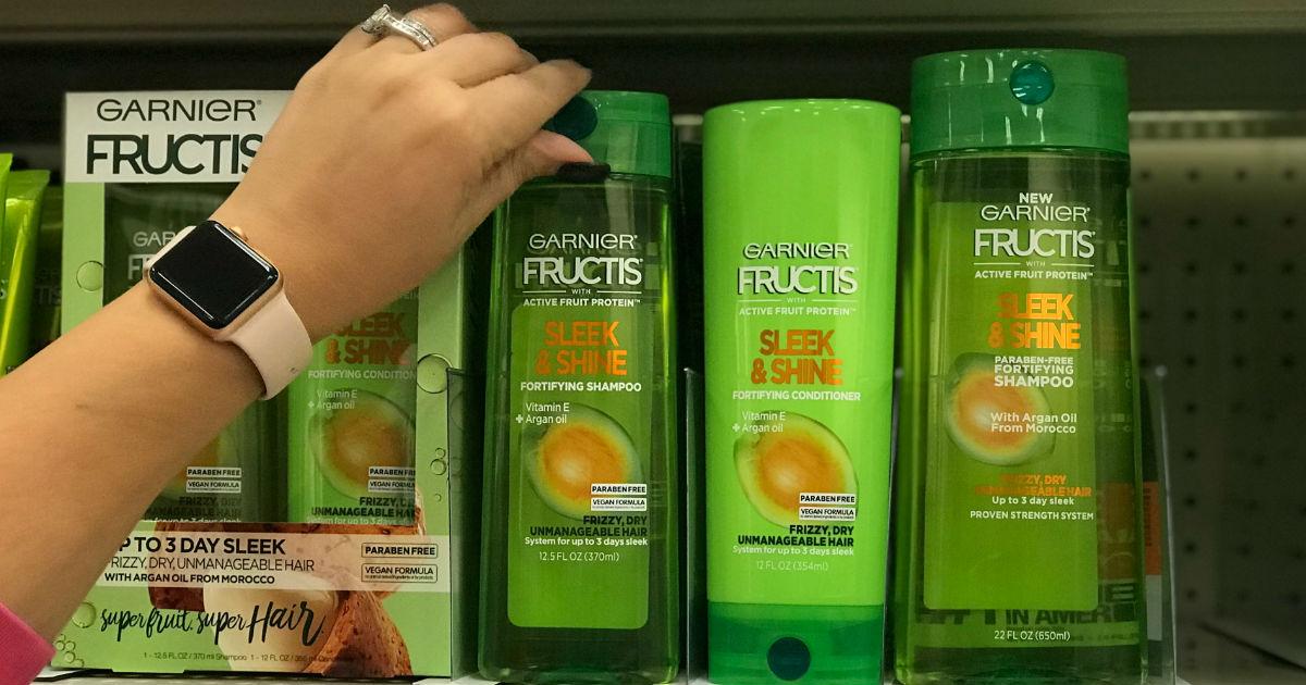Garnier Fructis Shampoo