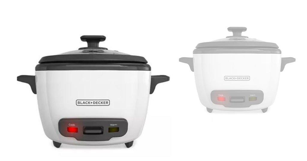 Black & Decker 16-Cup Rice Cooker And Warmer a solo $19.99 (Reg. $45) en Macys