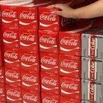 Caja de Coca-Cola 12 Pk SOLO $2.85 en Target