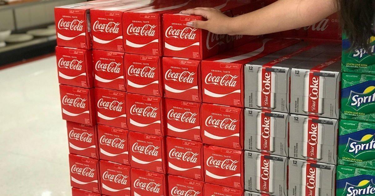 Caja de Coca-Cola 12 Pk en Target