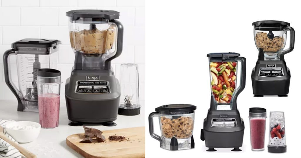 Ninja BL770 Blender y Food Processor