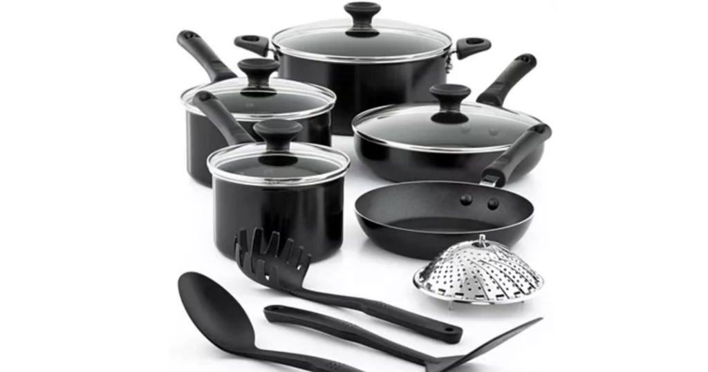 Set de Cocina Tools of the Trade 13pc Nonstick a solo $47.99 (Reg. $119) en Macys