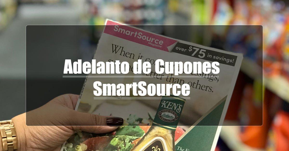 Adelanto de Cupones de SmartSource 7/12/20
