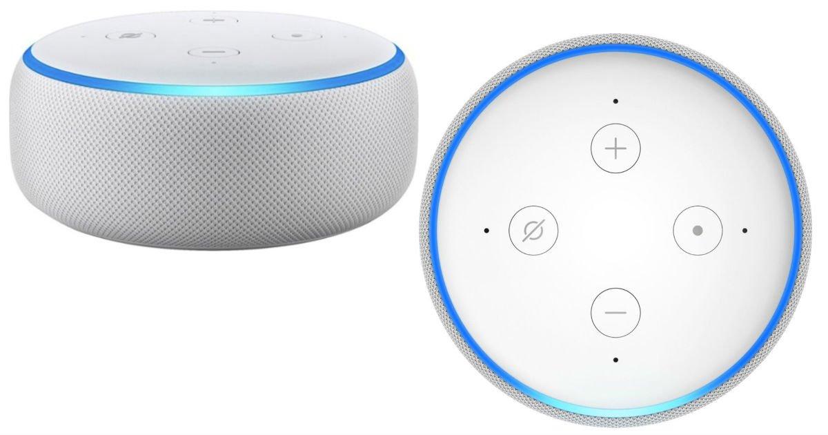Amazon Echo Dot 3ra Generación con Alexa