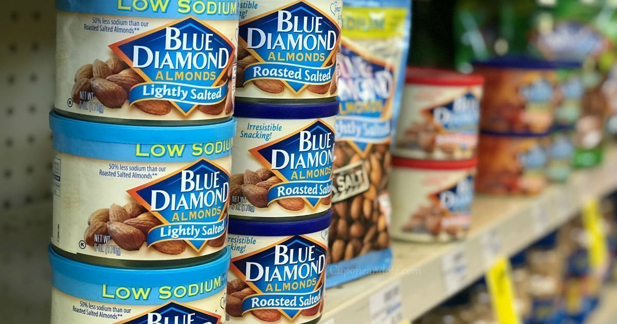 Almendras Blue Diamond en CVS