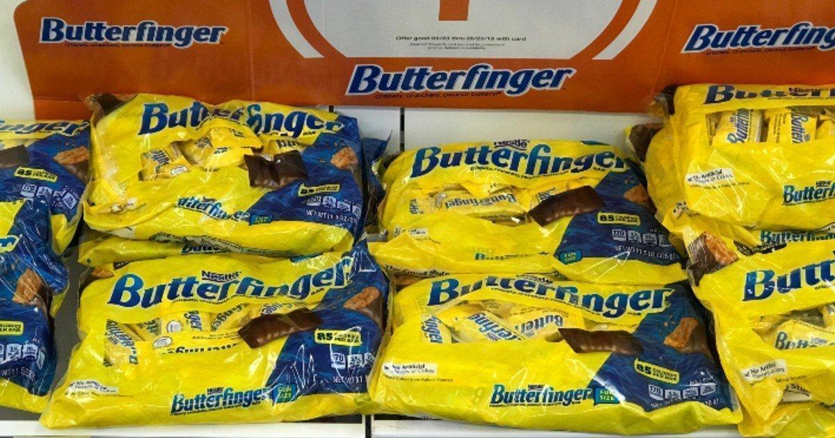Butterfinger Fun Size