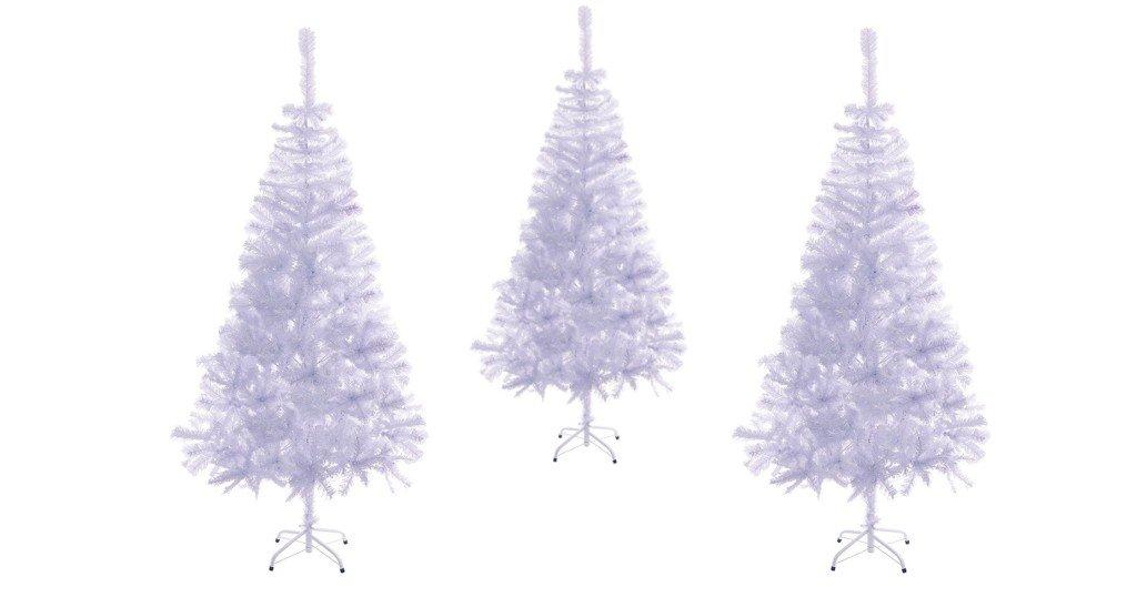 Arbol de Navidad ALEKO de 6 Pies