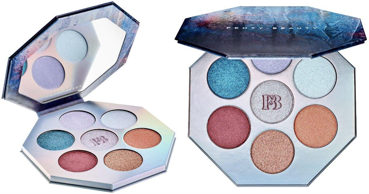Fenty Beauty by Rihanna Freestyle Highlighter Palette SOLO $23 (Reg $54)