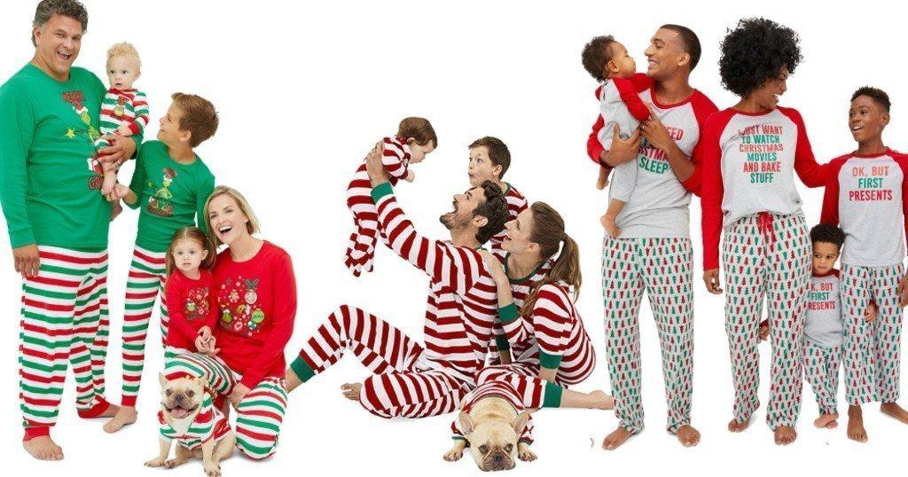 Pajamas de Navidad para la Familia