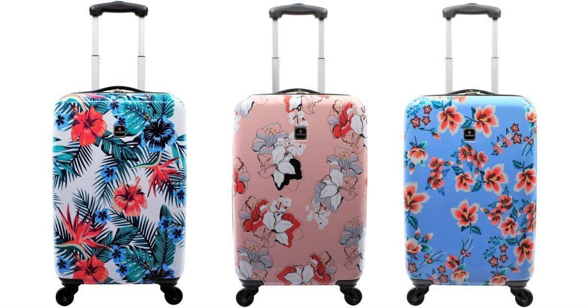 Tag Gallery Hardside Suitcase