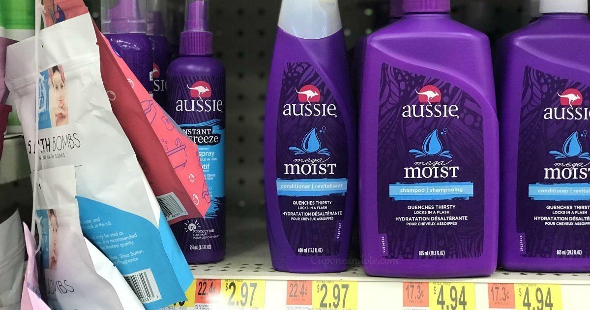 Aussie Shampoo o Acondicionador