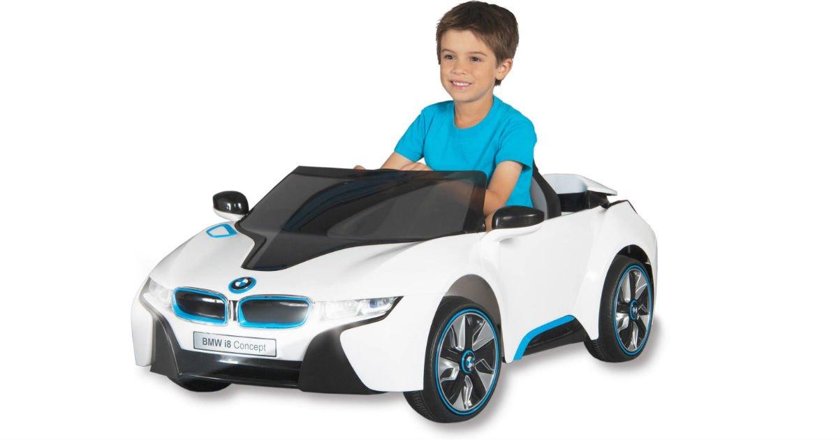 Carro BMW de bateria