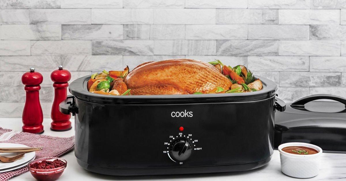 Olla para Cocinar Pavo Cooks