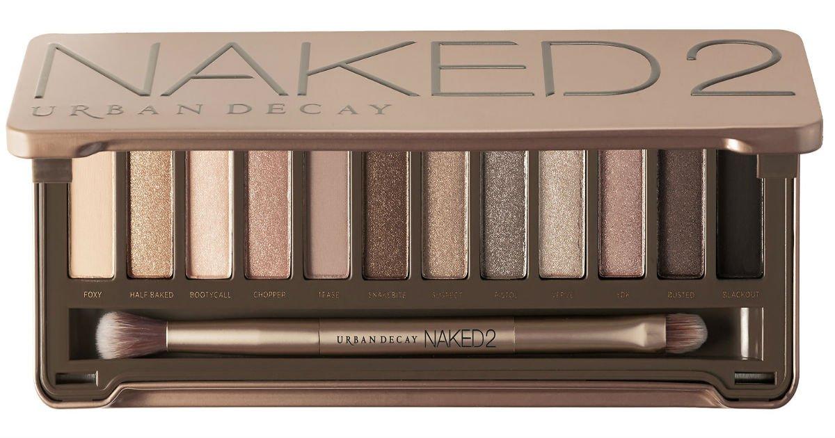 Paleta de Sombras Urban Decay Naked2 SOLO $27 (Reg $54)