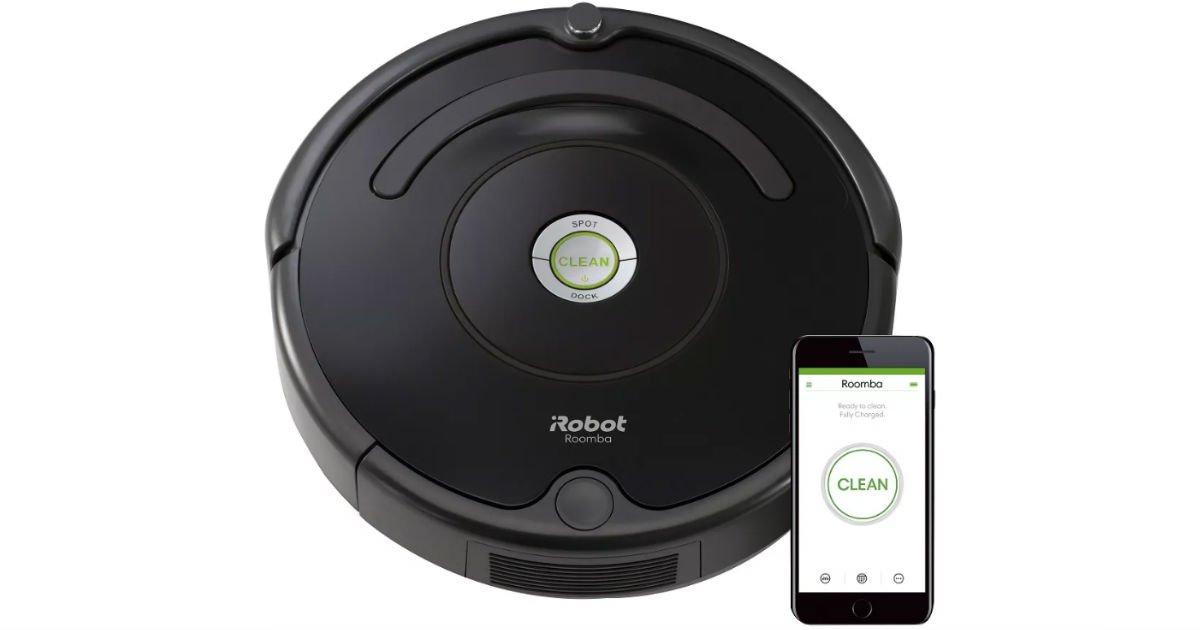 iRobot Roomba 675 Vacuum
