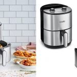 Air Fryer Cooks 4.3 Quart Manual Stainless Steel a solo $24.99 (Reg. $180) en JCPenney