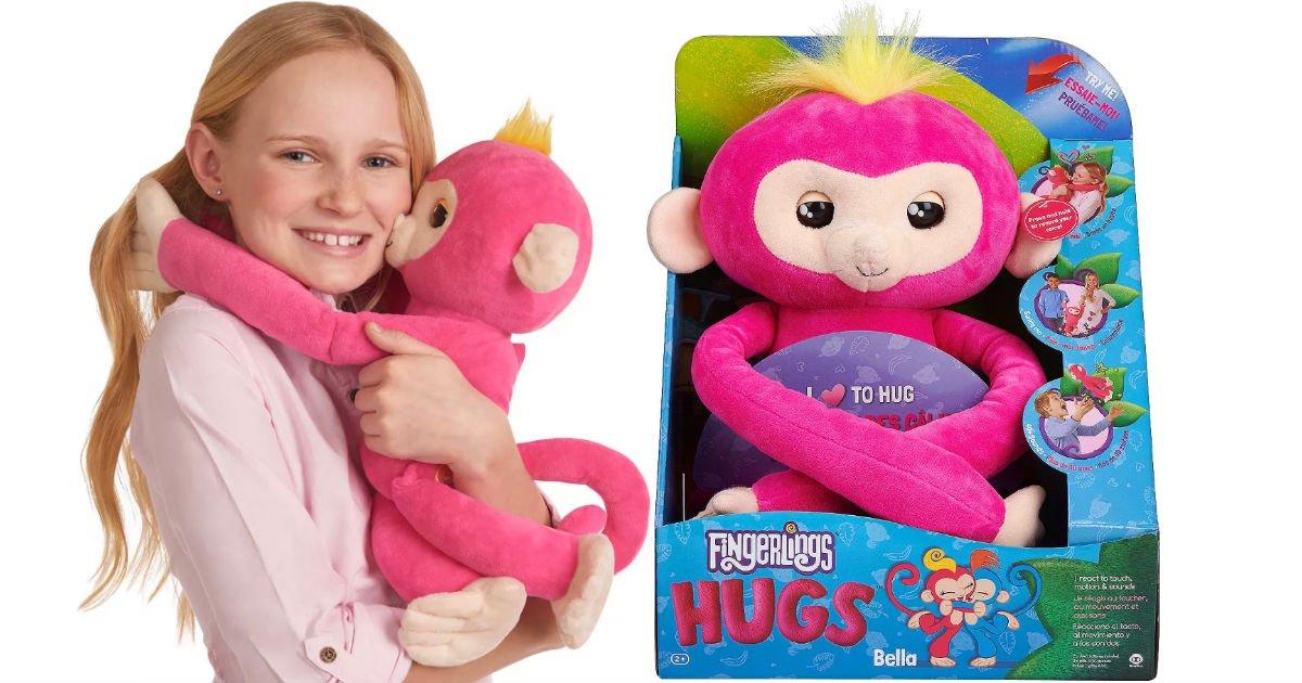 Fingerlings Hugs - Bella