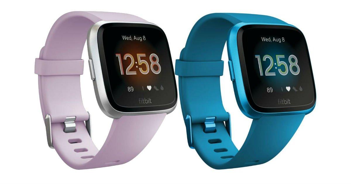 Fitbit Versa Lite Edition Smartwatch a solo $99.95 en Walmart (Reg. $160)