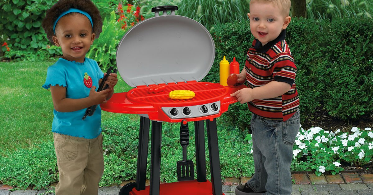 My Very Own Play Grill Set
