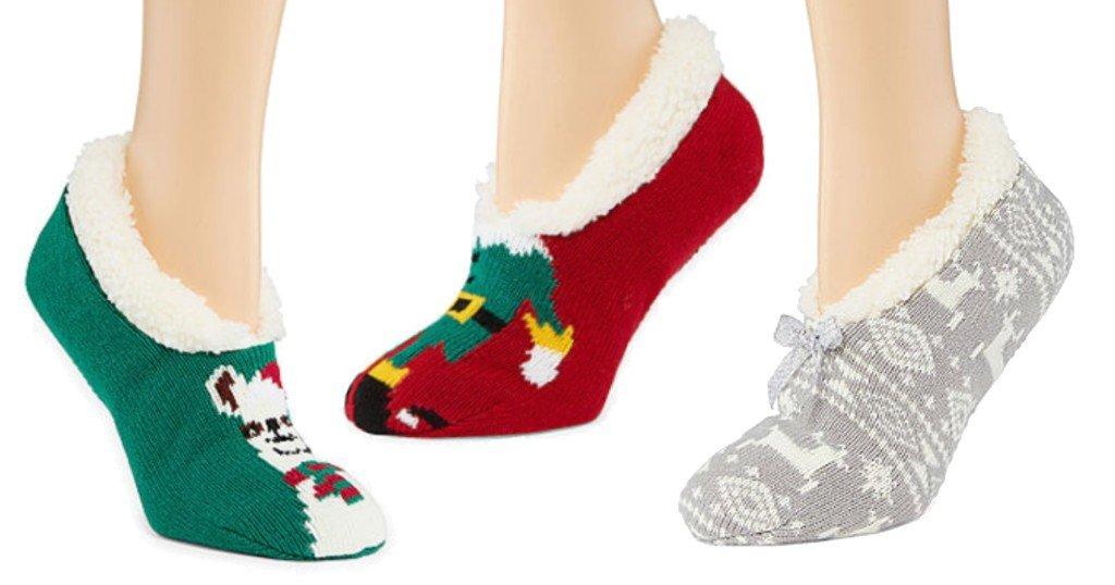 Slippers Socks Mixit