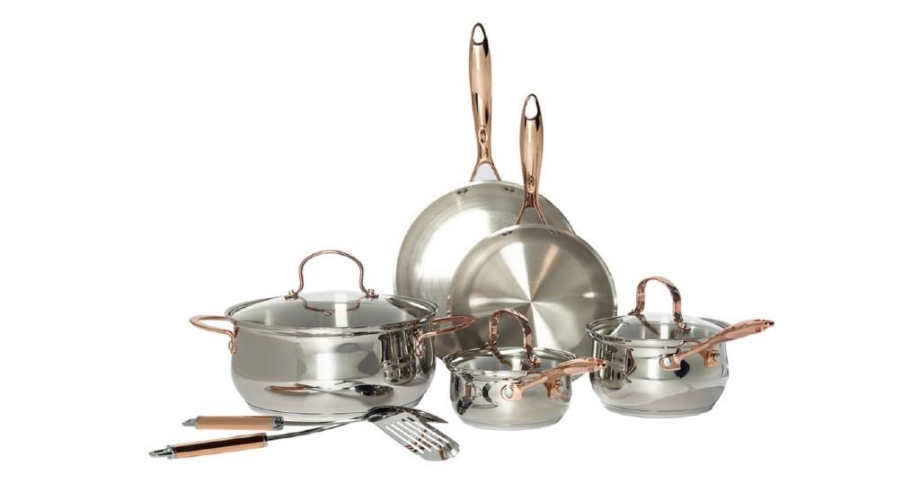 Set de Cocina Denmark 10pc