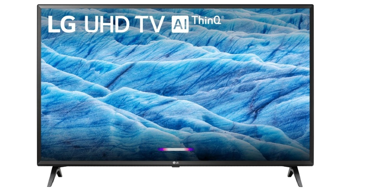 Televisor LG Smart 4K 49 pulgadas
