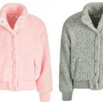 Jou Jou Girls Fleece Snap Jacket a solo $19.99 (reg. $58) en  Macy's