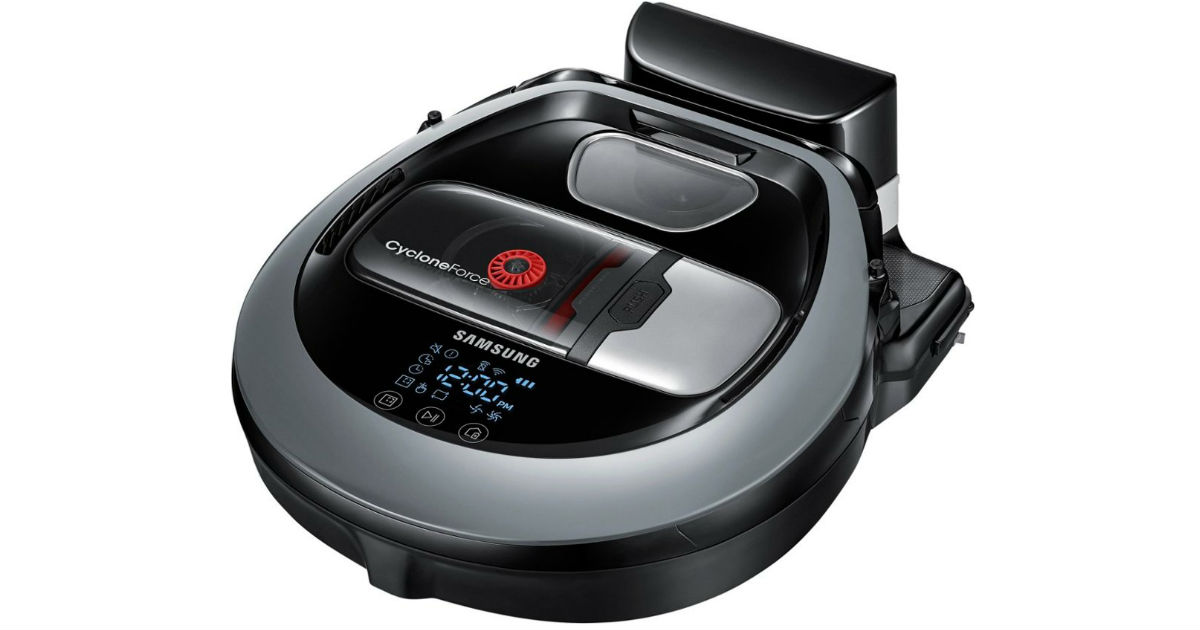 Samsung Powerbot Robot Vacuum a solo $299.99 en Best Buy (Reg. $500)