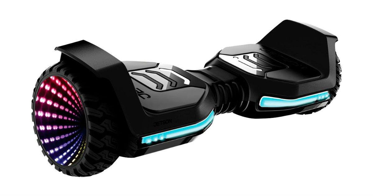 Jetson Flash Self-Balancing Electric Scooter