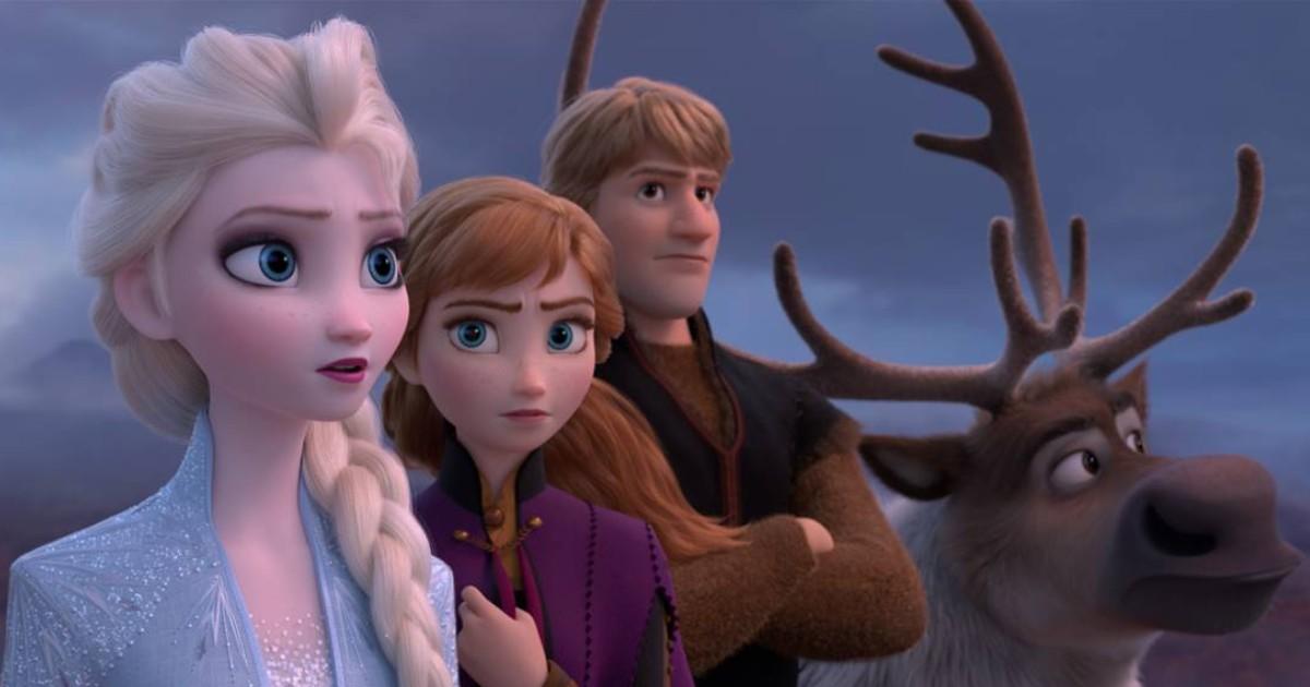 Páginas de Actividades para Niños de Frozen 2