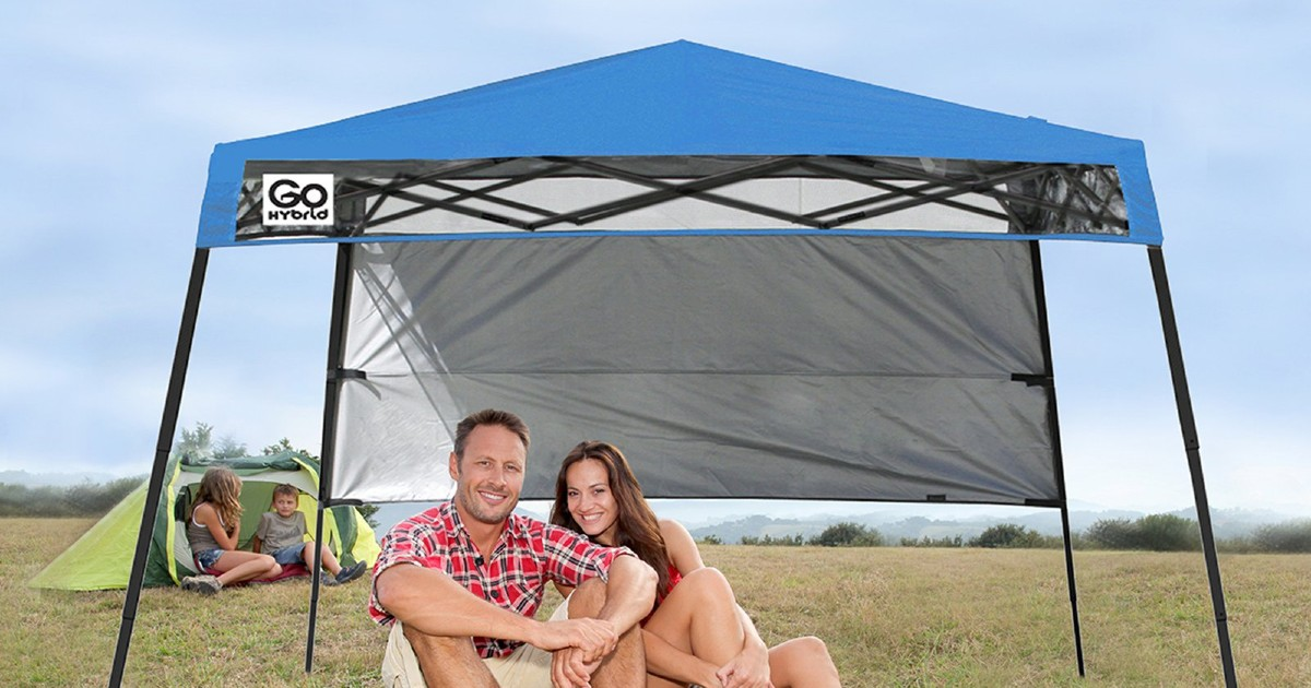 Quik Shade Instant Canopy 7'x7'