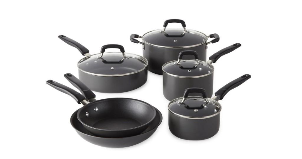 Set de Cocina Cooks de 10 Piezas a SOLO $55.99 (Reg. $200) en JCPenney