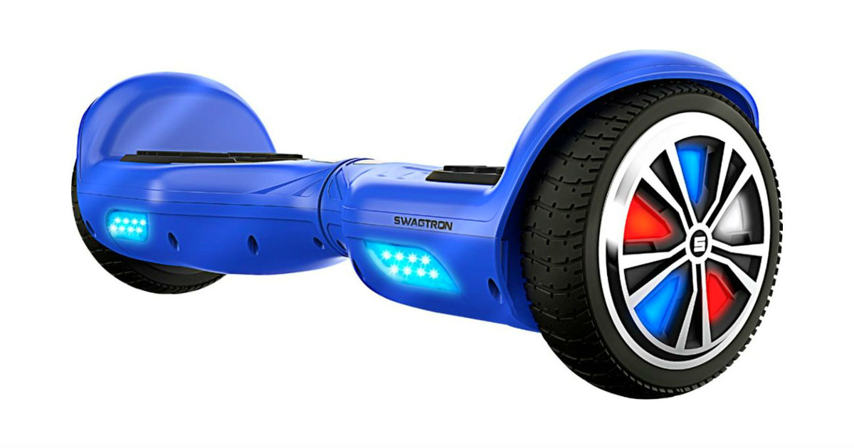 Swagtron Hoverboard T882
