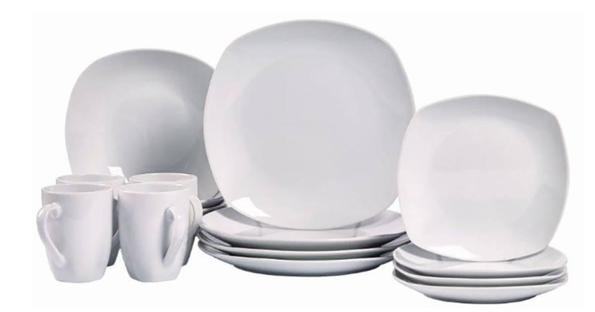 Vajilla de Porcelana Tabletops Unlimited